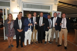 The IC of Great Britain has won the V IC Viva Mallorca Tennis Golf Challenge