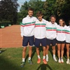The Winning Italian Team