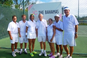 'Deltec Bank & Trust' Bahamas IC Doubles Week