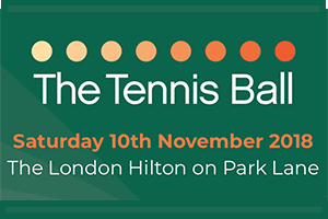 The Tennis Ball - Saturday 10 November 2018
