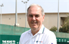 IC of GB Member, Paul Hutchins is awarded an MBE for services to tennis