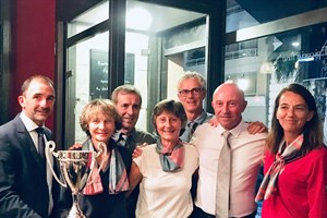 IC France win 2019 Robert Abdesselam Trophy