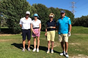 IC Spain wins IC Viva Mallorca Tennis Golf Challenge