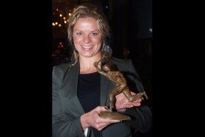 2010 winner Kim Clijsters