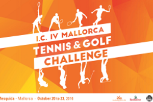 IC of Spain win the IV IC Viva Mallorca Tennis Golf Challenge