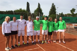 A great start to The IC Rod Laver European 16U Junior Challenge