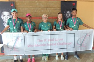 IC SA QUALIFY FOR THE ROD LAVER JUNIOR CHALLENGE FINAL