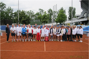 REPORT of the participation of IC Hungary on the Four Nations Tournament